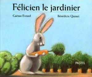 Félicien le jardinier Gaetan Evrard et Bénédicte Quinet