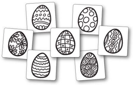 Jeu de mémory de Pâques à fabriquer Mémo à imprimer, memory de Pâques à imprimer