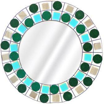 Fabriquer un miroir rond pour la fête des mères en maternelle, miroir fête des mères