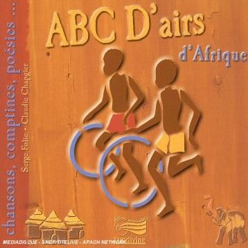 ABC D'airs d'Afrique de Serge Folie et Claudie Chapgier