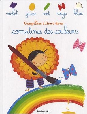 Comptines des couleurs, Editions Lito