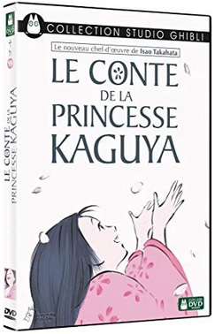 Le conte de la princesse Kaguya d'Isao Takahata