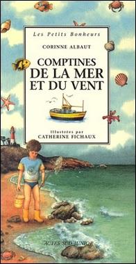Comptines de la mer et du vent de Corinne Albaut