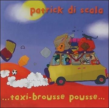 Taxi-brousse pousse... de Patrick di Scala