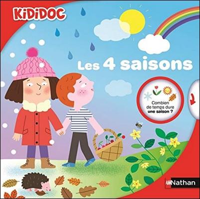 Kididoc Les 4 saisons de Valérie Guidou et Mélisande Luthringer, Nathan