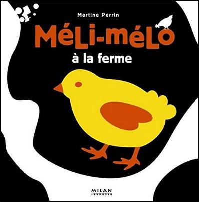 Méli-mélo à la ferme de Martine Perrin