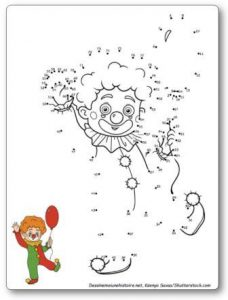 Coloriage Magique Cirque Gs.Le Theme Du Cirque En Maternelle Activites Jeux Comptines Albums