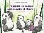 Pourquoi les pandas sont-ils noirs et blancs
