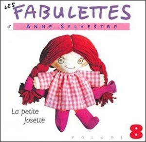 Les fabulettes d'Anne Sylvestre, La petite Josette Volume 8