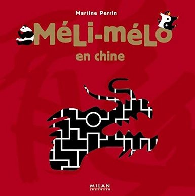 Méli-mélo en Chine de Martine Perrin