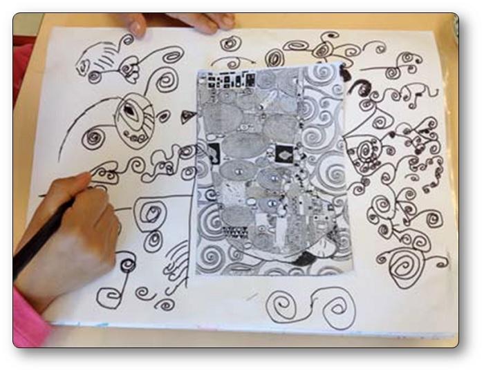 Graphisme en Grande Section : les spirales