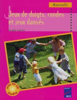 Jeux de doigts, rondes et jeux dansés aux éditions RETZ