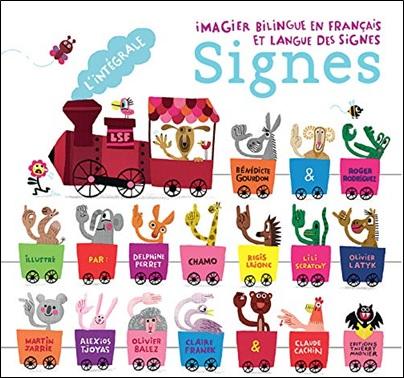 Imagier bilingue en français et langue des signes