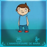 L'anniversaire de Mark Livre en makaton de Sabine Rame