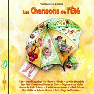 Les chansons de l'été de Marcel Zaragoza : Gentil coquelicot