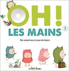OH ! Les mains de Jacques Haurogné : Dans mon jardin