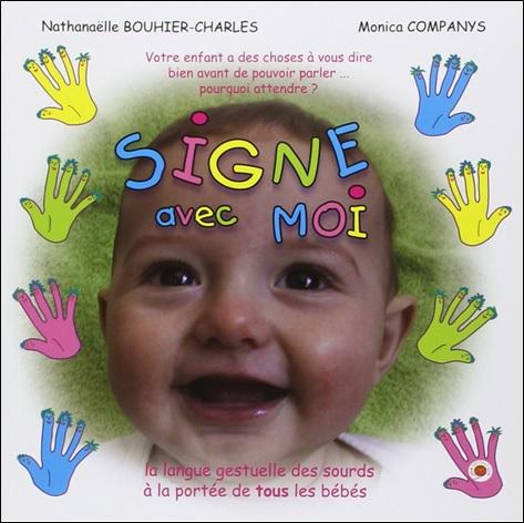 Signe avec moi de Nathanaëlle Bouhier-Charles aux Editions Monica Companys