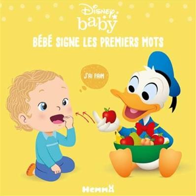 bébé signe les premiers mots aux éditions Hemma