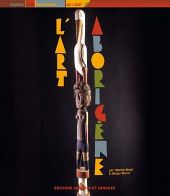 L'art aborigène de Marine Degli et Olivier Morel