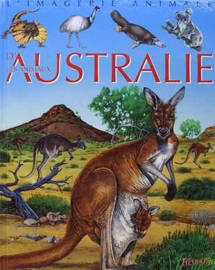L'imagerie animale, les animaux d'Australie d'Emilie Beaumont