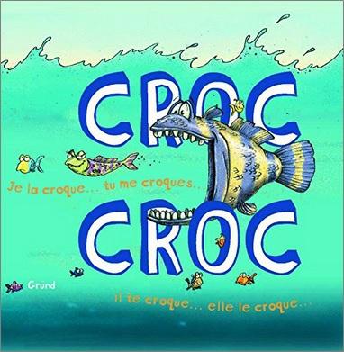Croc Croc de Claire Bampton et Sholto Walker