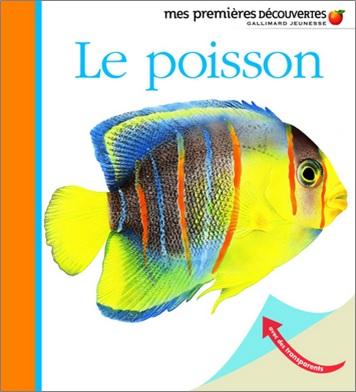 Mes premières découvertes : Le poisson