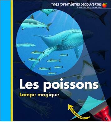 Mes premières découvertes : Les poissons de Claude Delafosse et Pierre de Hugo