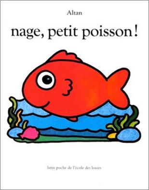 Nage, petit poisson d'Altan