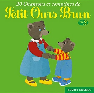 20 chansons et comptines de Petit Ours Brun : Malbrough s'en va t-en guerre