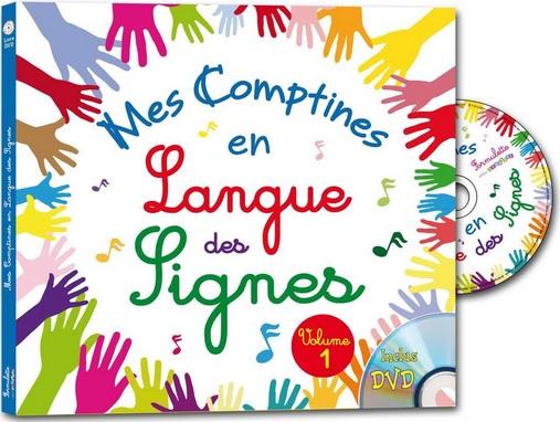 Mes comptines en langues des signes