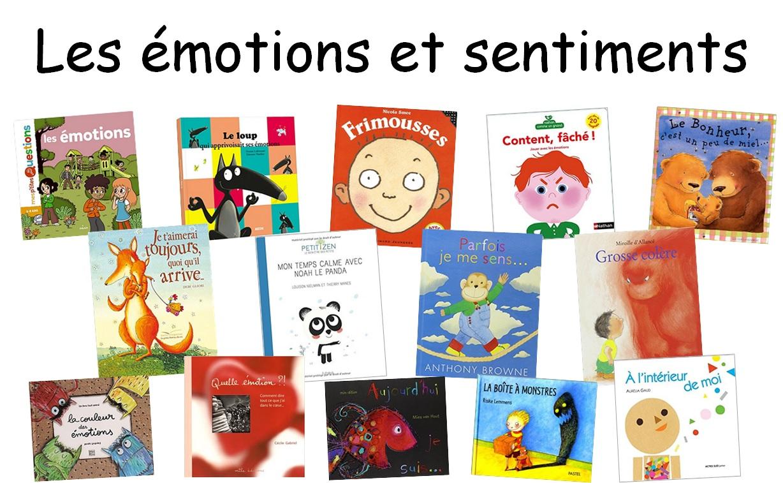 Travailler Les émotions Et Sentiments à Travers Des Albums Jeunesse