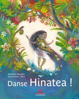 Danse Hinatea d'Annelise Heurtier et Elice