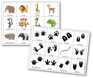 Jeux De Memoire Gratuits A Imprimer Pour Petits Et Grands Jeux De Memory A Imprimer