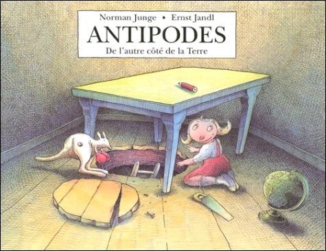 Antipodes de Norman Junge et Ernst Jandl