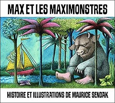 Max et les Maximonstres de Maurice Sendak