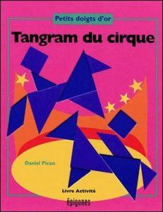 Tangram du cirque de Daniel Picon