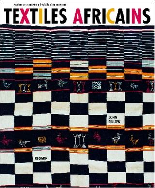 Textiles africains de John Gillow
