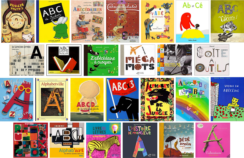 Livres Autour Des Lettres Et Alphabets Bibliographie