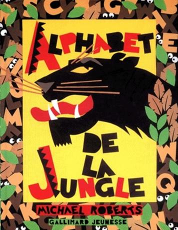 Alphabet de la jungle de Michaël Roberts