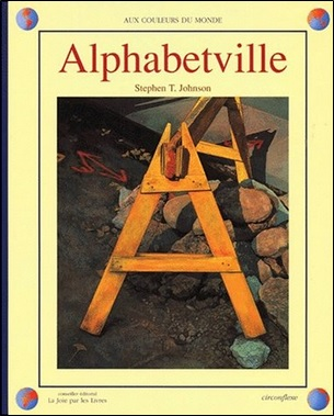 Alphabetville de Stephen Johnson