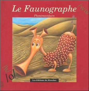 Le Faunographe de Stéphanie Heendrickxen et Marguerite Tiberti