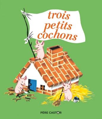 Les trois petits cochons, illustrations de Gerda Muller