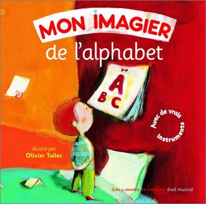 Mon imagier de l'alphabet de Bernard Davois