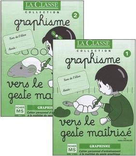 Graphisme Vers le geste maitrîsé, Fichier Moyenne Section d'Odette Chevaillier