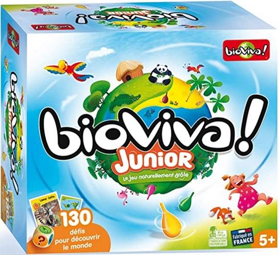 Bioviva Junior, Le jeu naturellement drôle