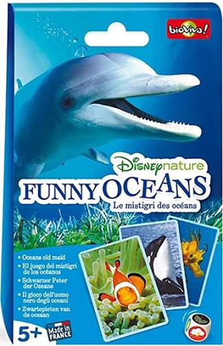 Funny Océans, Le mistigri des océans