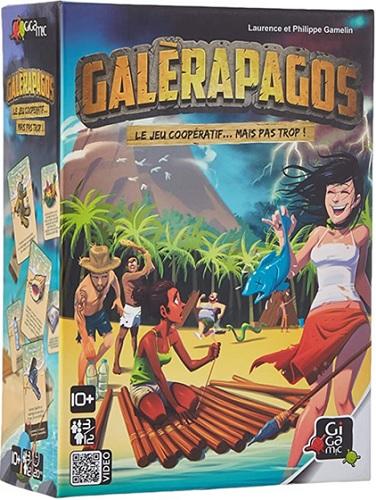 Galerapagos, Jeu coopératif