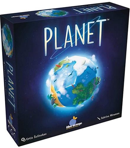 Planet, jeu de positionnement stratégique