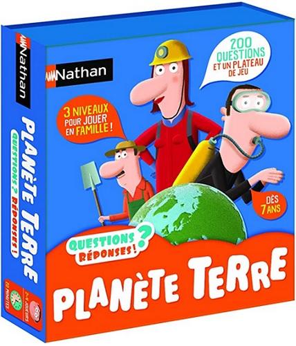 Planète Terre de Nathan
