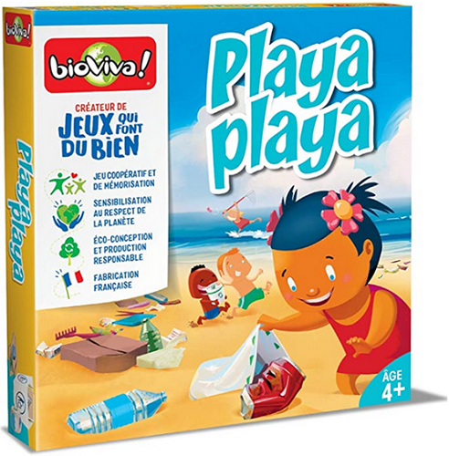 Playa Playa, Jeu coopératif Bioviva